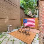 Five Beds & Patio in Center of DC, Washington