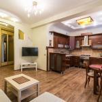 Apartment on Romanovskaya Sloboda 1, Minsk
