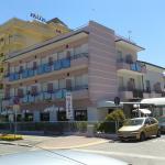 Hotel Ridens, Rimini