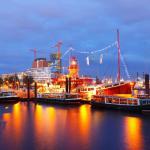 Das Feuerschiff, Hamburg