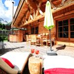 Fotos do Hotel: Luxury Chalets Wiesenruh, Bichlbach