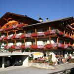 "Hotellbilder: Pension ""der Alpenhof"", Lermoos"