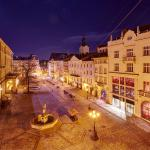 Apartments with market square view, Lviv