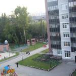 Apartment Golfstrim, Yekaterinburg