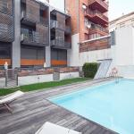 Apartment Barcelona Rentals - Swimming Pool with Terrace, Barcelona