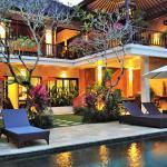 Villa Saraswati,  Ubud