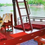 Harvest House Boat One, Alleppey