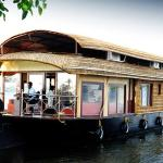 Alleppey Houseboat Day Cruise and 3 Star Hotel, Alleppey