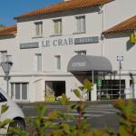 Hotel Pictures: Hôtel Le Crab, Angoulême