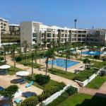 Luxurious Apartment at Plage des Nations,  Sidi Bouqnadel