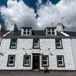 Lochside hotel,  Bowmore