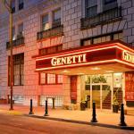 Genetti Hotel - Williamsport,  Williamsport