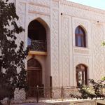 L'Argamak, Samarkand