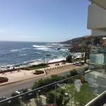 Beach Front Reñaca Apartment, Viña del Mar