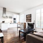 Les Gobelins Halldis Apartments, Paris