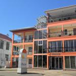 Hosta Appartementen, Paramaribo