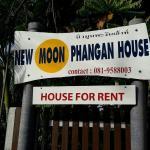 Newmoon Phangan House, Thongsala