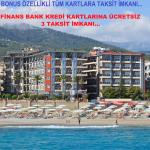 Monart City Hotel - All Inclusive Plus,  Alanya