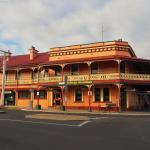 Hotellikuvia: Great Central Hotel, Glen Innes