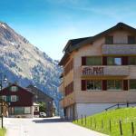 Hotellikuvia: Alpenhotel Post, Au im Bregenzerwald
