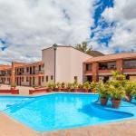 Villas del Sol Hotel & Bungalows, Oaxaca City