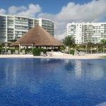 Departamento Frente al Mar, Cancún