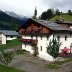 Grossarzbachhof, Lutago
