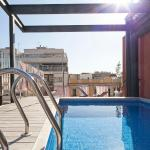 Apartment Barcelona Rentals - Pool Terrace in City Center, Barcelona