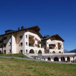 Ferienwohnungen Hotel Allegra, Zuoz