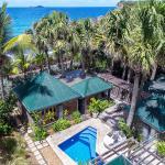 Villa Palm House, Gustavia