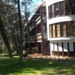 Apartament Bryza, Jurata