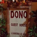 Dono Guest House, Ubud