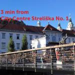 City Centre Apartment Streliška, Ljubljana