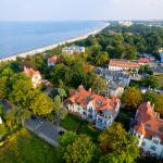 Villa Rosa Apartment - Happy Hours, Sopot