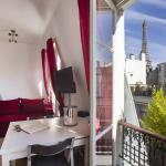Eiffel Tower View, Paris
