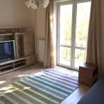 2 Room Apt with Park View, Warsaw