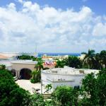 Condo with private rooftop sea view,  Playa del Carmen