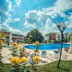 Hotellikuvia: GT Messambria Fort Beach Apartments, Elenite
