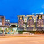 Grand Vista Hotel Chiangrai,  Chiang Rai