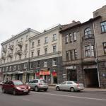 Apartments on Oktyabrskiy Prospect, Pskov