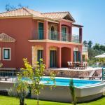 Pleiades Luxury Villa, Svoronata