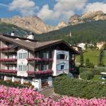 Alpen Hotel Corona,  Vigo di Fassa