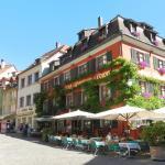 Hotel Löwen-Weinstube, Meersburg