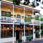 Historic National Hotel & Restaurant, Jamestown