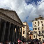casa al pantheon, Rome