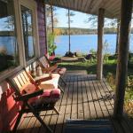 Hotel Pictures: Puolukkamaan Pirtit Cottages, Lampsijärvi
