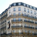 Hotel Bellevue Saint-Lazare, Paris