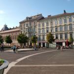 Columbus Apartments, Vienna