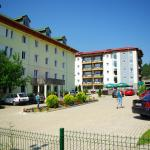 Hotel Montana,  Sărata-Monteoru