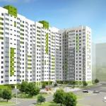 Apartments on prospekt Livanova 8, Ulyanovsk